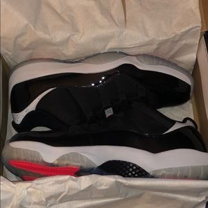Deadstock Infrared 23 Jordan 11 retro low Sz 13